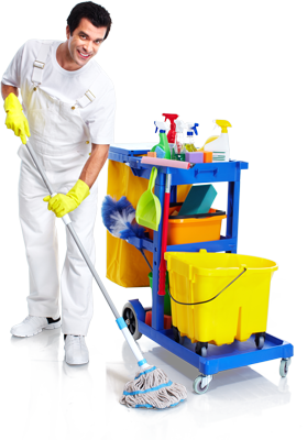 special cleaning contracts
